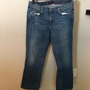 J crew stench jeans ankle length
